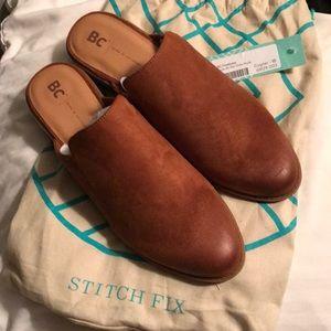 BC Footwear Look At Me Slide Mule